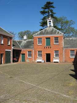 The Stable Block, Hatchlands