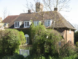 Meadow Cottage and No. 4 School Lane