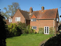 Dolphin and Rendel Cottages